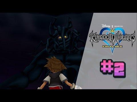 How Does One Coconut? - Kingdom Hearts Final Mix Walkthrough #2