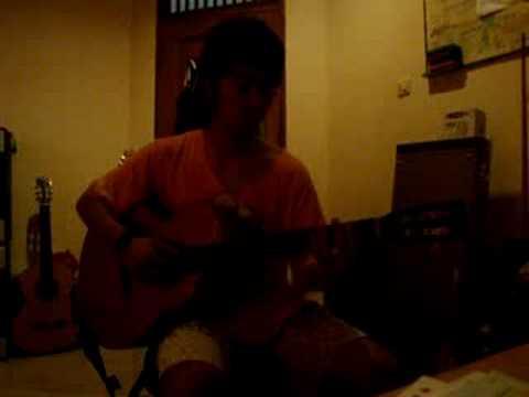 Sadis (afgan) Cover On Accoustic Guitar
