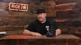 19/20 Ride Harper Boots - YouTube