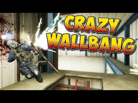 WALL Hacking CSGO *LOOPY OMG* MONTAGE