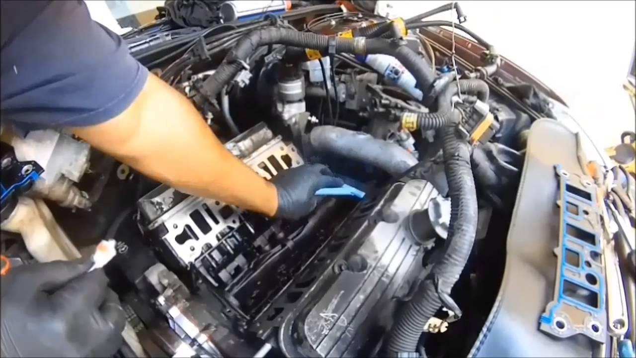 1995 Ford F250 >> HOW 2 FIX GM CHEVROLETS COMMON 3.8L INTAKE MANIFOLD GASKET FAILURE 1995-2005 REGAL,IMPALA ...