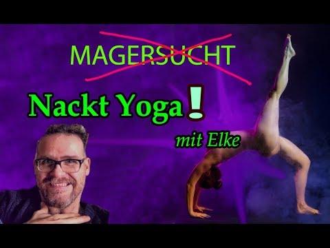 Von der Magersucht zum Nacktyoga 👩 Interview mit Elke