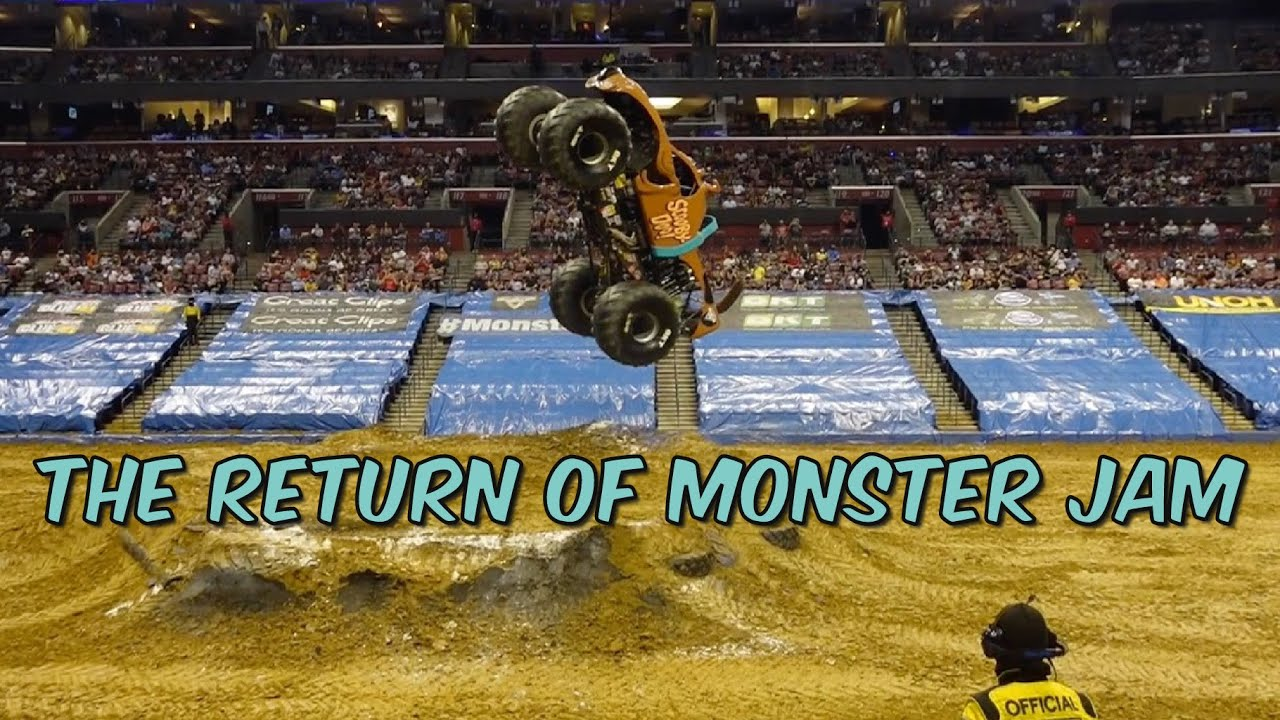 The Return of Monster Jam and an Updated Review of the 954 Lounge (formerly Club Lexus)