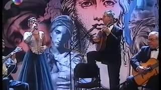 """Marina Mota convida Carlos Macedo """" Minha Mãe é Pobrezinha """" Gala Tvi Fado World Musical"""