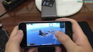 Test game mobile PUBG on IPHONE SE  - 2020 | Chơi game PUBG trên IPHONE SE năm 2020