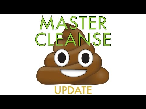 The Master Cleanse UPDATE: Smooth Move – Markowsky ART VLOG 33