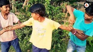 Bhoko bonale Toi Moke ||New Adivasi comedy video ||BY Adivasi4u
