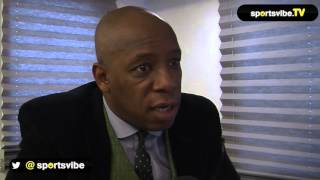 Ian Wright Speaks On Arsenals Title Chances