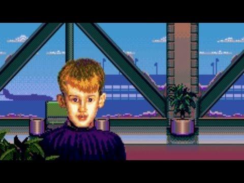 Home Alone 2: Lost in New York (Genesis) Playthrough - NintendoComplete