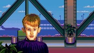 Home Alone 2 Lost in New York (Genesis) Playthrough - NintendoComplete