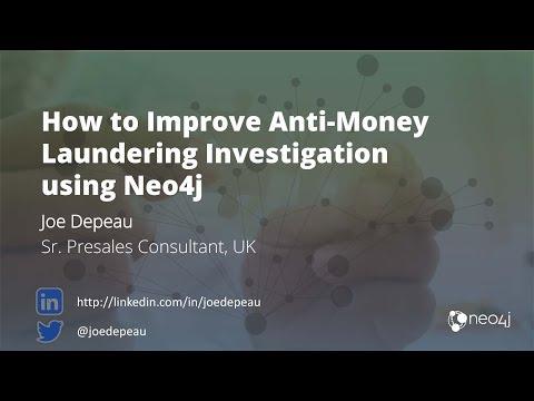 How To Improve Anti-Money Laundering Investigation Using Neo4j