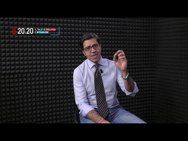 2020 | Il Talk Politico:  Giuseppe Giudiceandrea
