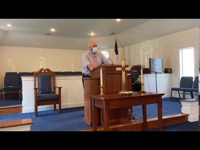 August 1, 2020 Sermon