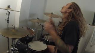 """The Bronx - """"Heart Attack American""""  Drum Cover"""