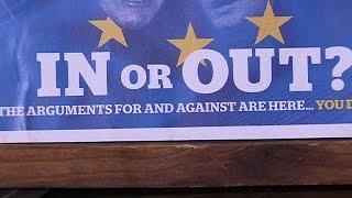 استفتاء المملكة المتحدة هل سيكون إيجابيا أم سلبيا بالنسبة لسوق الشغل؟ – economy     14-6-2016