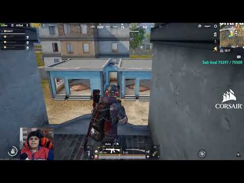 PUBG M:- Last 5 minutes of circle in ACE tier!