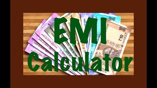 EMI calculator APP | Loan & Finance Planner| how to use Android application for calculating loan emi screenshot 2