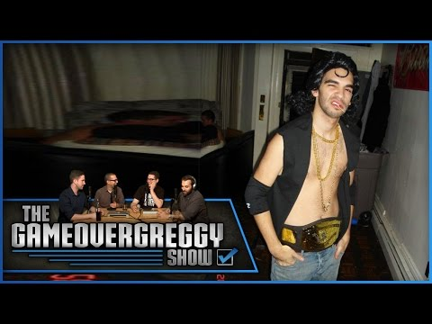 Ramon Narvaez (Special Guest) - The GameOverGreggy Show Ep. 67