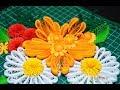 Поделки - Квиллинг большой красивый цветок  / Quilling big beutiful flower