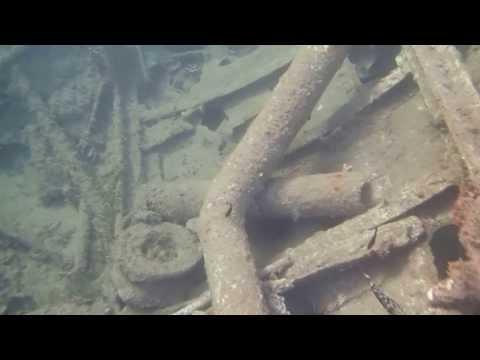 Tug Boat wreck Whitehouse Bay St Kitts