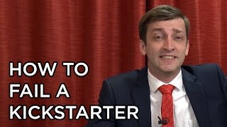 How to Fail a Kickstarter - The Final Bosman
