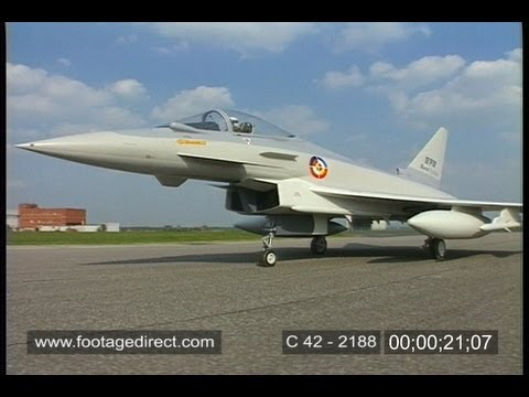 Eurofighter - Typhoon Fighter Aircraft