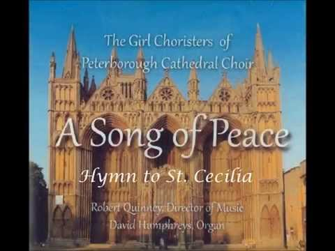 Peterborough Cathedral Girl Choristers - Hymn to St Cecilia, Herbert Howells