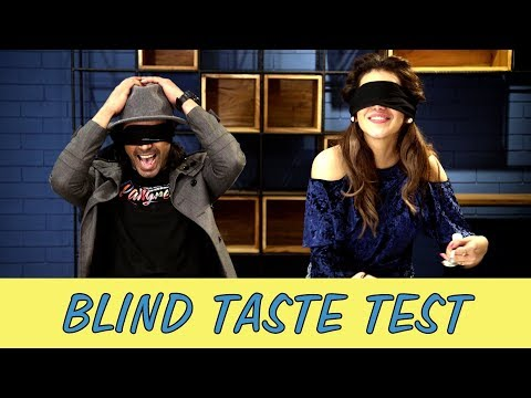 Blind Taste Test with Gohar Rasheed & Ghana Ali (Rangreza) | MangoBaaz