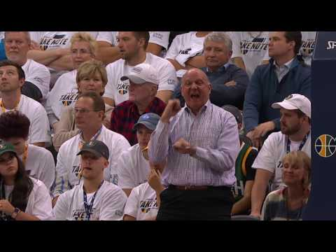 Los Angeles Clippers vs Utah Jazz Game 6 | April 27, 2017 | NBA Playoffs 2017