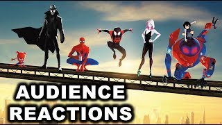Spider-Man: Into the Spider-Verse Audience Reactions (Spoilers!!)