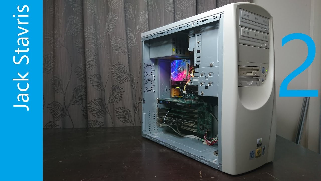 Building A Windows  Gaming Computer