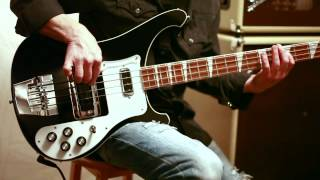 Rickenbacker 4003 Bass Demonstration/Review by Jonathan Grooms