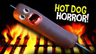 Hot Dog HORROR!!!! #SHOCKTOBER