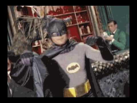 Arnar Einarsson Batman Theme