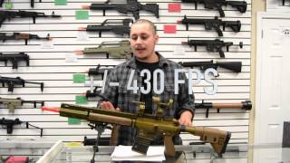 HK G28 LIMITED ADDITION AIRSOFT GUN REVIEW!