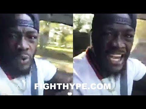 DEONTAY WILDER ERUPTS ON MIKE TYSON COMPARISON CRITICS; QUESTIONS TYSON'S RESUME