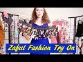 Live Try On Fashion Haul & Modeling ♥ Dresses, Leggings & More from Zaful! ASMR Soft Spoken