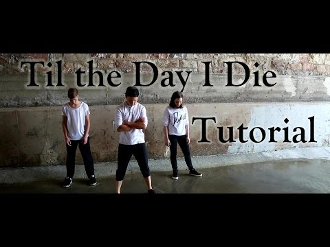 Til the Day I Die - Toby Mac - DANCE TUTORIAL  - Andrew Gordon Choreography