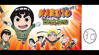 Rock Lee His Ninja Pals episode 30 English dubbed