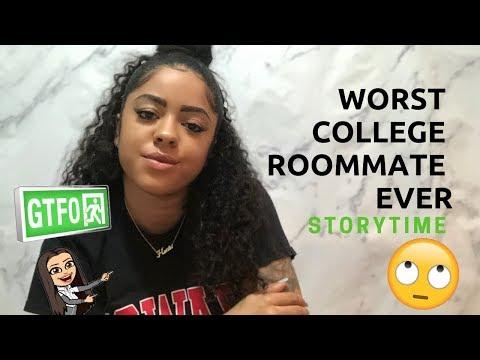 Worst College Roommate Ever (Howard U) | STORYTIME
