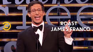 Roast of James Franco - Andy Samberg - The Roast Gets Dark - Uncensored