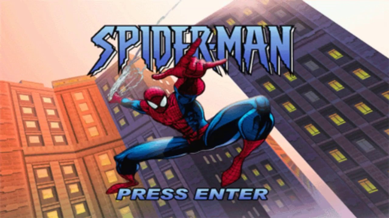 Games free online spiderman - Games68.com