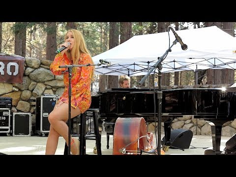 Haley Reinhart 'Can't Help Falling in Love' Idyllwild Arts #JazzInThePines 2018