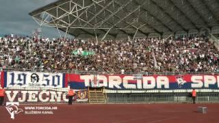 Torcida Split / Hajduk Split - NK Istra 1961 3:0 (12. Kolo MAXtv Prva Liga)