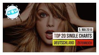 TOP 20 SINGLE CHARTS ♫ 5. MAI 2019
