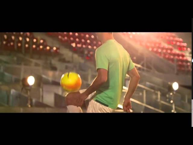 CR7: Driven to Perfection. Fueled by Herbalife