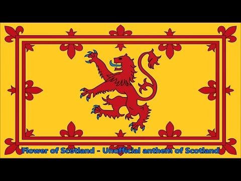 Anthem of Scotland (unofficial) - Flower of Scotland (lyrics)