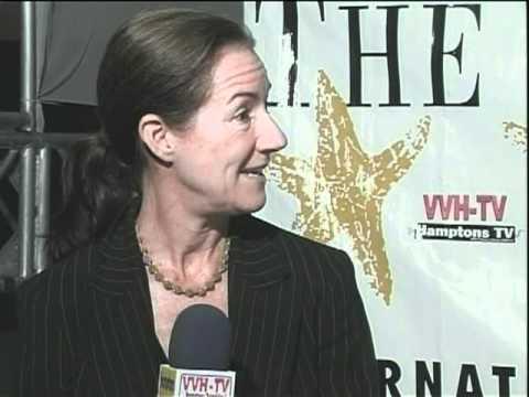 Jenny Landey - Jenny Landey Productions at the Hamptons International Film Festival