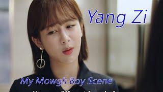 Yang Zi - 杨紫 - My Mowgli Boy Scenes