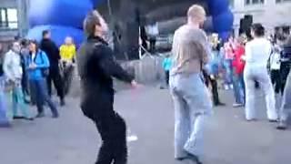 Мастер класс гоп танца для детей  Под спидами на детской дискотеке